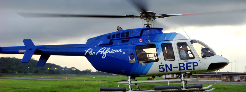 Bell 407 Hellicopter